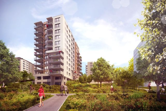 Češi si stále častěji pořizují nové byty na investici